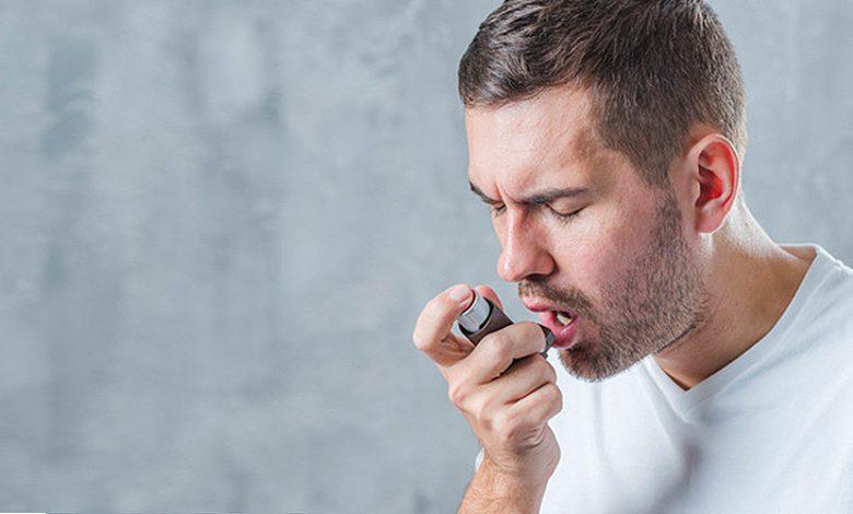 درمان آسم آلرژیک